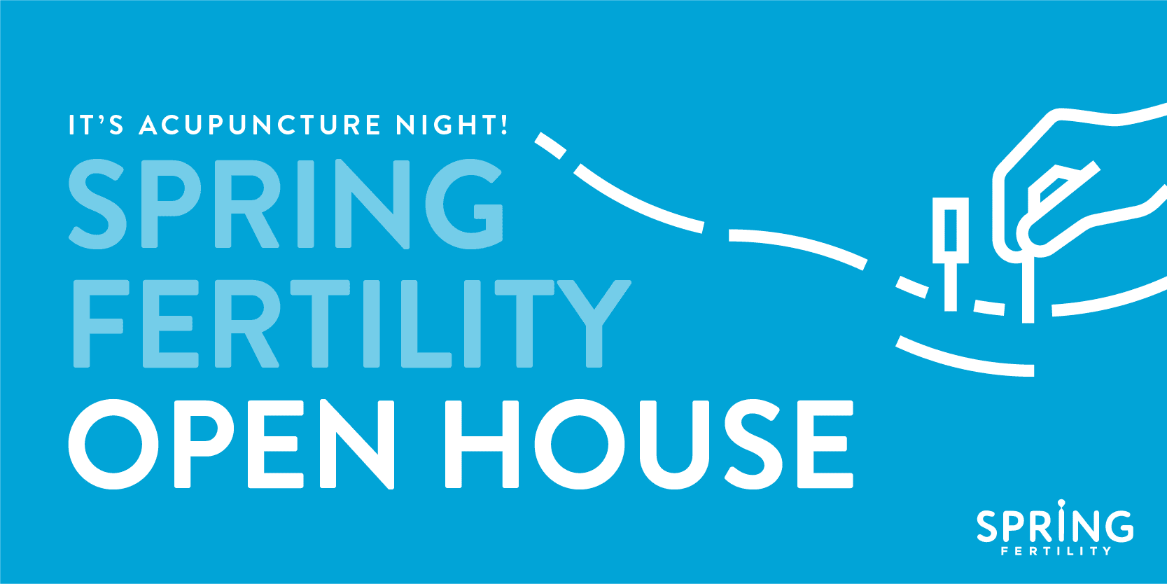Spring Fertility (San Francisco) Acupuncture Open House